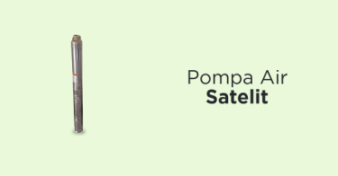 Pompa Satelit Jakarta Pusat