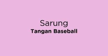 Sarung Tangan Baseball