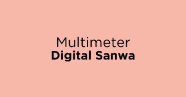 Multimeter Digital Sanwa Bandung