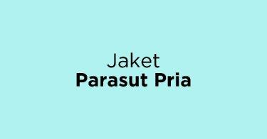 Jaket Parasut Pria Bandung