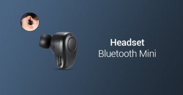 Headset Bluetooth Mini Kabupaten Bogor