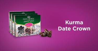 Kurma Date Crown Lampung