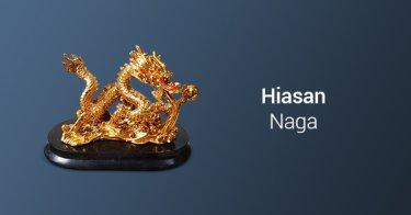 Hiasan Naga Bali