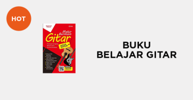 Buku Belajar Gitar