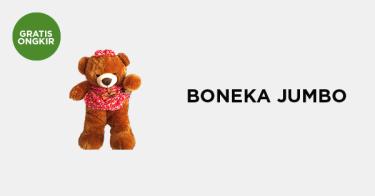 Boneka Jumbo Cimahi