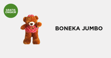 Boneka Jumbo Kabupaten Cirebon