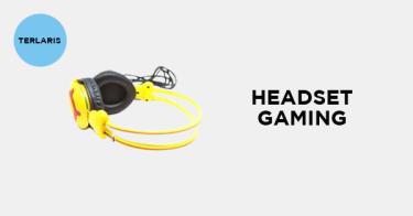 Jual Headset Gaming Mulai dari 50 Ribu dengan Harga Terbaik dan Terlengkap