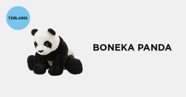 Boneka Panda Sumatera Selatan
