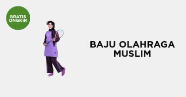 Baju Olahraga Muslim