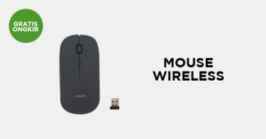 Mouse Wireless Slim