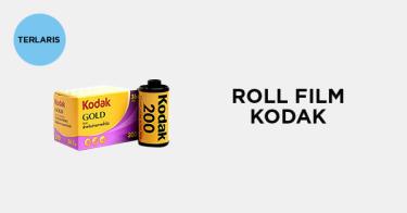 Jual Roll Film Kodak dengan Harga Terbaik dan Terlengkap
