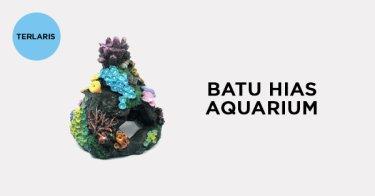 Batu Hias Aquarium