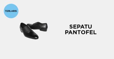 Sepatu Pantofel Kulit Bogor
