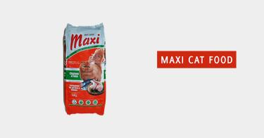 Maxi Cat Food Depok