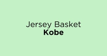 Jersey Basket Kobe   Bandung