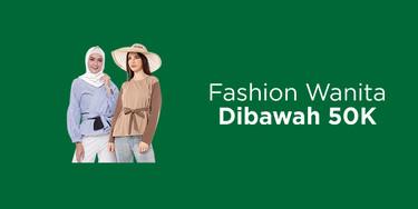 Fashion Wanita dibawah 50ribu