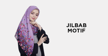 Jilbab Motif Pilihan