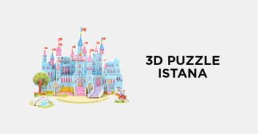 3D Puzzle Istana