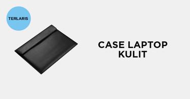 Case Laptop Kulit