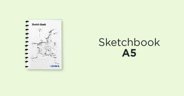 Sketchbook A5 Bandung