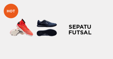 Sepatu Futsal Aceh