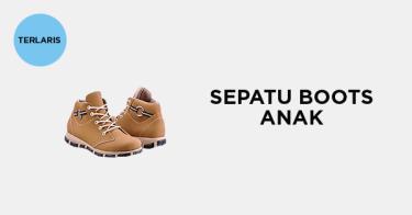 Sepatu Boots Anak Lampung