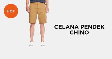 Celana Pendek Chino Bandar Lampung