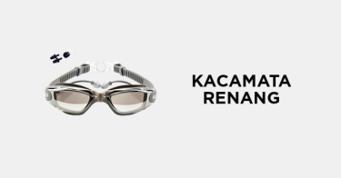 Kacamata Renang Anti Fog Depok
