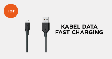 Kabel Data Fast Charging Palembang