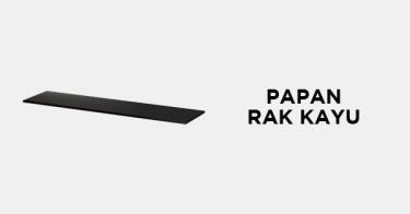 Papan Rak Kayu