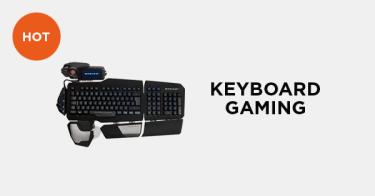 Keyboard Gaming Palembang