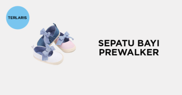 Sepatu Bayi Prewalker Sumatera Selatan