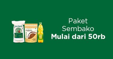 Paket Sembako Pilihan