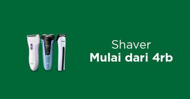 Shaver Pilihan