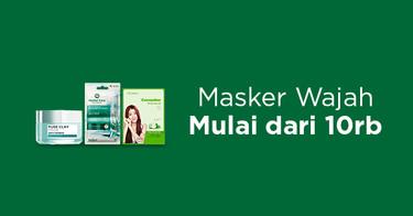 Masker Wajah Pilihan