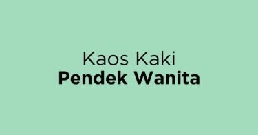 Kaos Kaki Pendek Wanita Depok