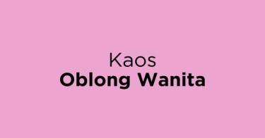 Kaos Oblong Wanita Tasikmalaya