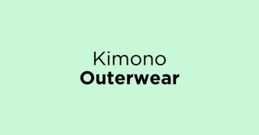 Kimono Outerwear Bandung