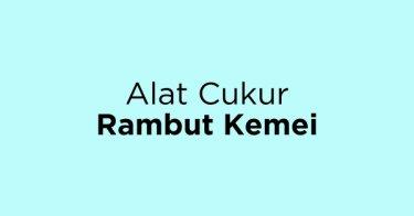 Alat Cukur Rambut Kemei Kabupaten Bogor