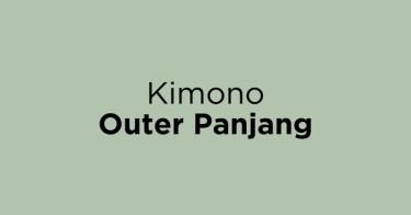 Kimono Outer Panjang
