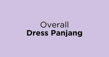 Overall Dress Panjang Bandung
