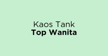 Kaos Tank Top Wanita Bandung