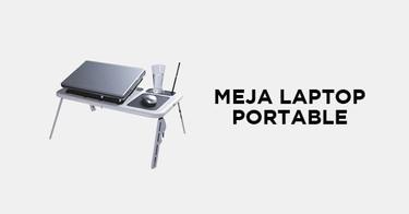 Meja Laptop Portable
