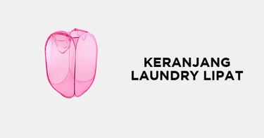 Keranjang Laundry Lipat