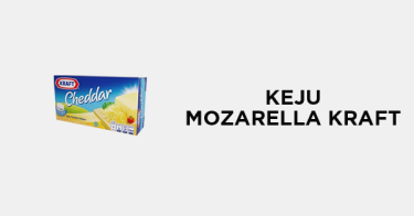 Keju Mozarella Kraft
