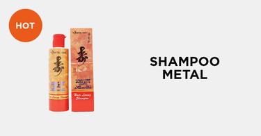 Shampoo Metal
