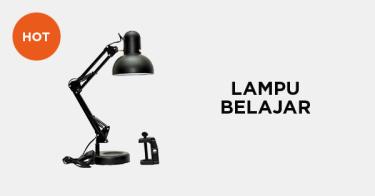 Lampu Belajar