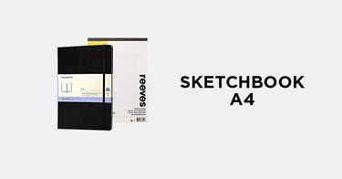 Sketchbook A4