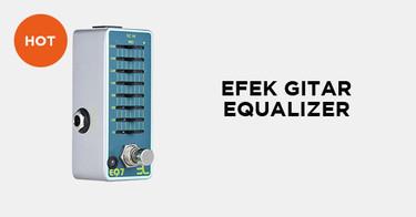 Efek Gitar Equalizer