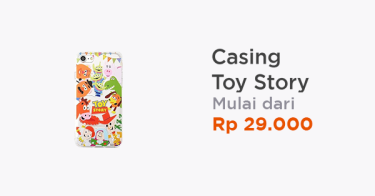 Casing Toy Story
